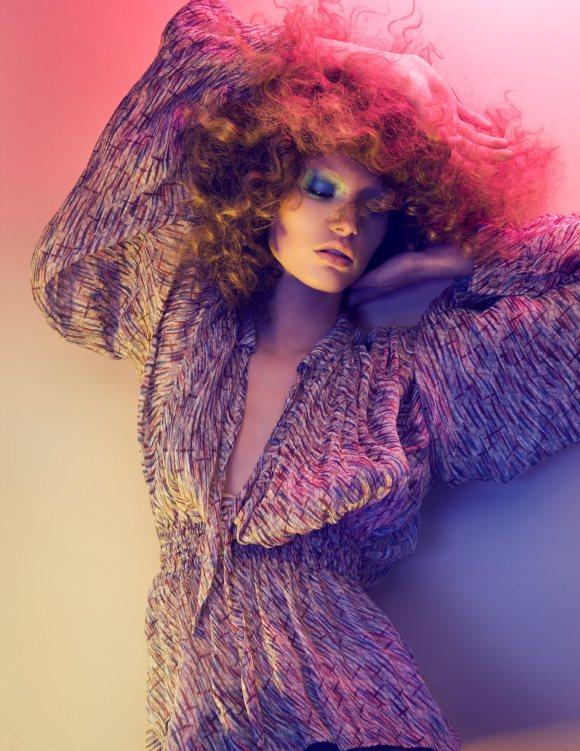 Mona JohannessonTush Magazine Spring 2011 4
