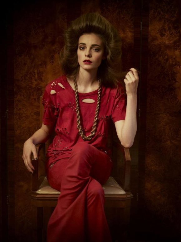 Nimue Smit for AnOther S S 2011 1