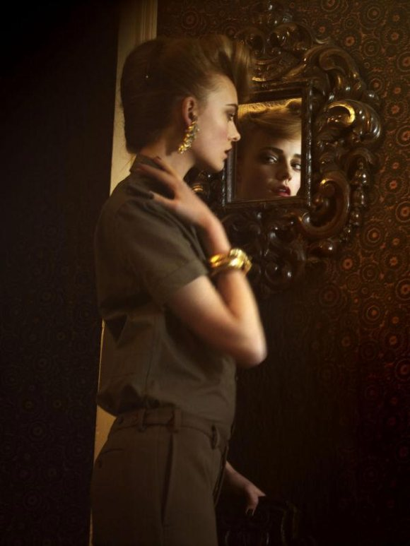 Nimue Smit for AnOther S S 2011 2