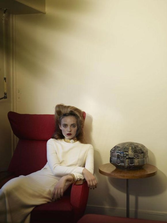 Nimue Smit for AnOther S S 2011 9