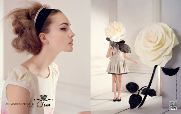 O2 nd Spring 2011 Campaign