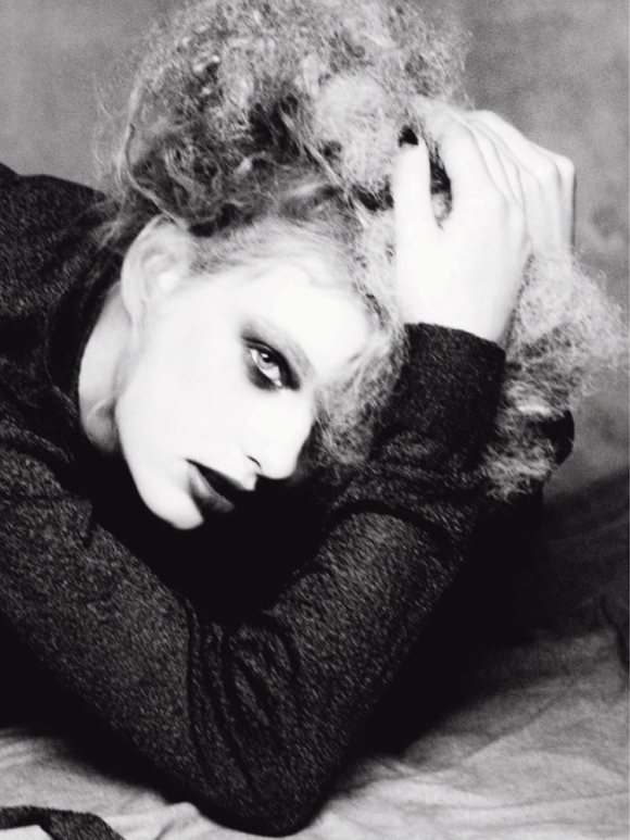 Patricia van der Vliet Grey Magazine S S 2011