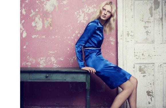 Patricia van der Vliet Vogue Nippon April 2011