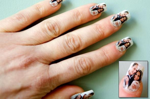Royal Wedding on your fingertips