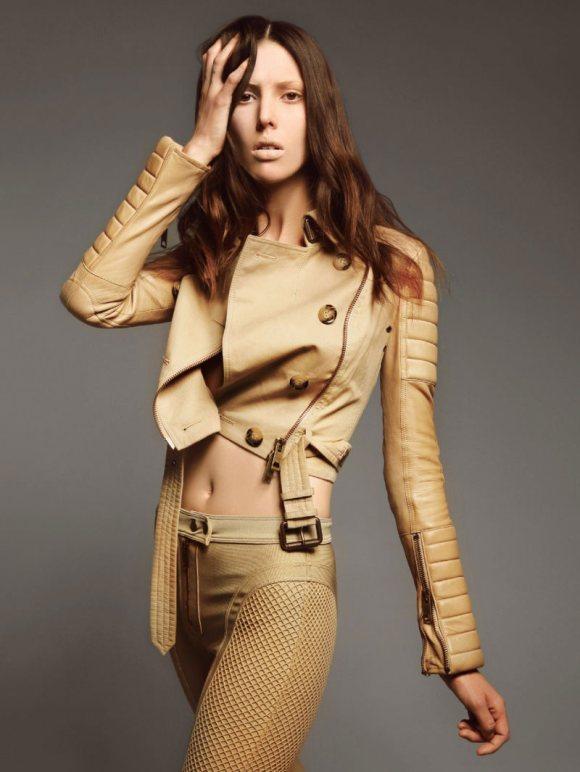 Ruby Aldridge Harpers Bazaar Korea
