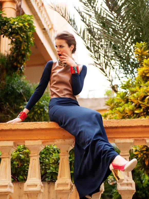 Sandra Elle Turkey March 2011 11