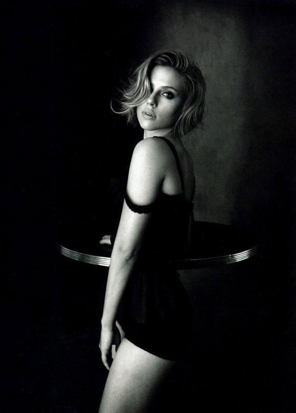 Scarlett Johansson  Vogue China April 2011