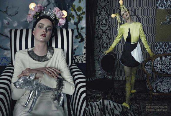 Vogue Italia March 2011