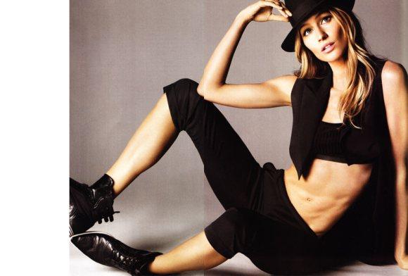 Vogue US April 2011