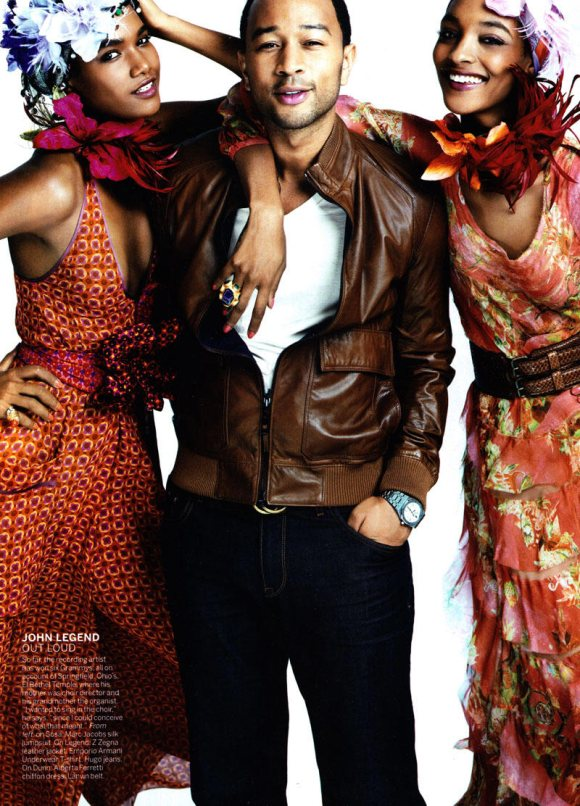 Vogue US March 2011 1