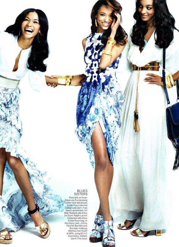 Vogue US March 2011 10