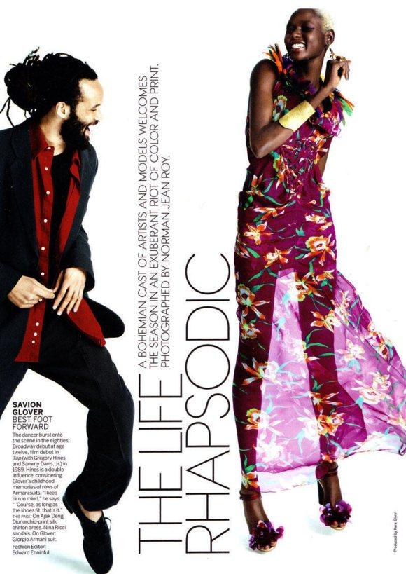 Vogue US March 2011 2