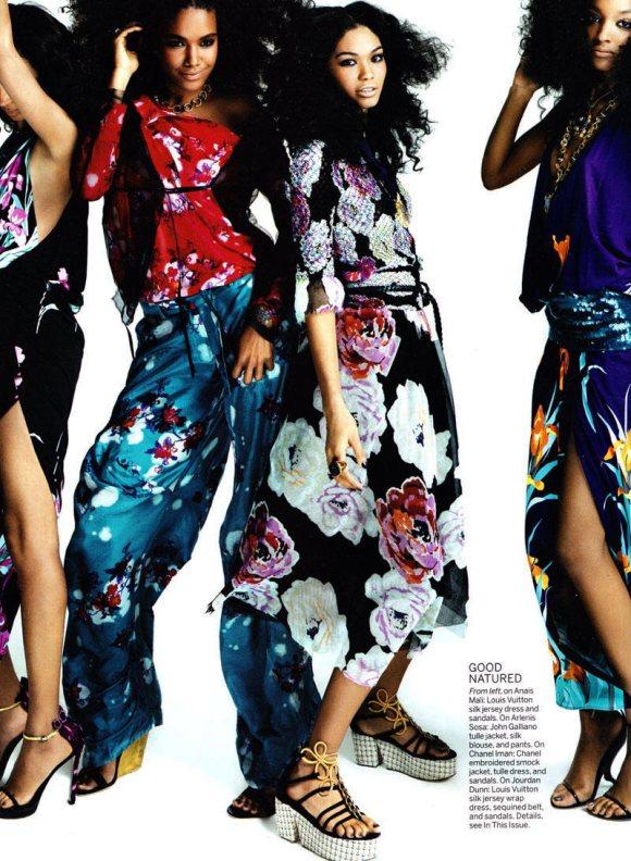 Vogue US March 2011 3