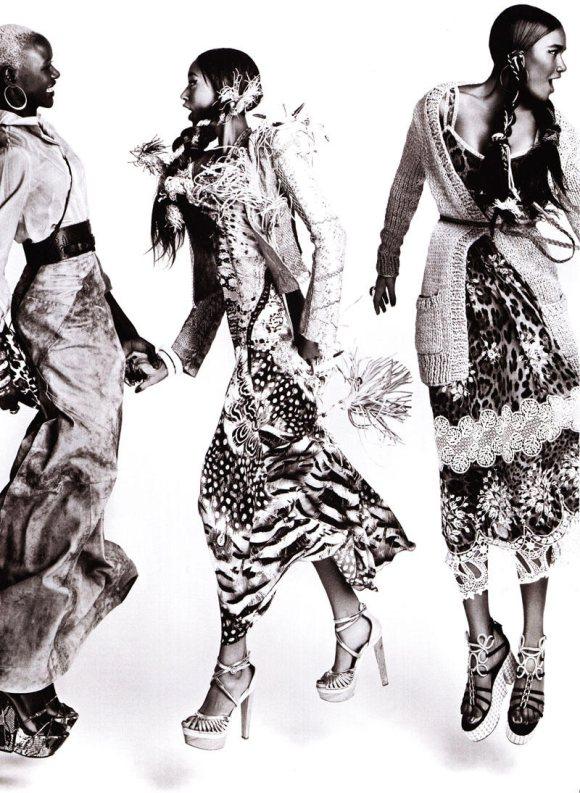 Vogue US March 2011 4