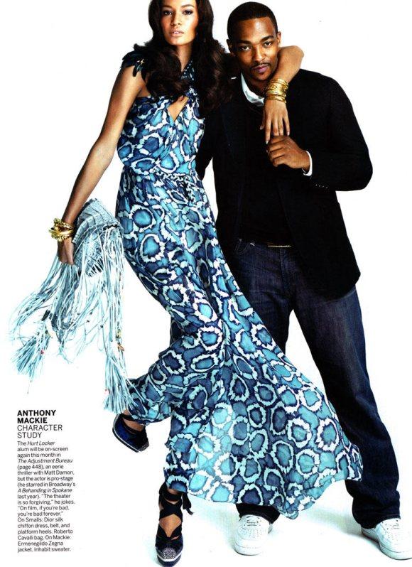 Vogue US March 2011 8