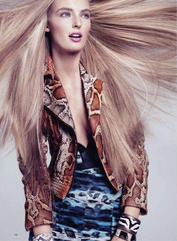 Ymre Stiekema Harpers Bazaar US March 2011 1