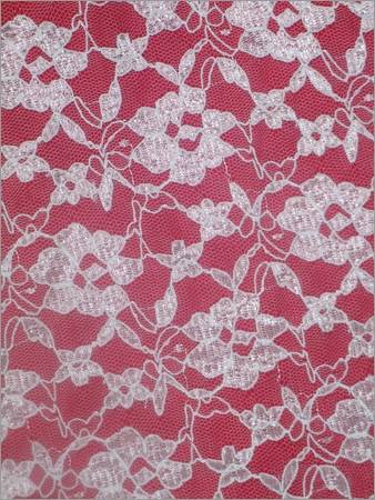 colored lace fabric