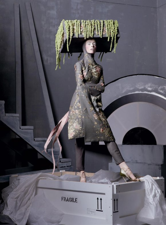 Alexander the Great Vogue US May 2011