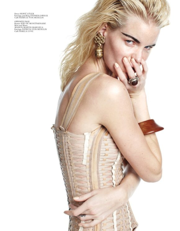 Caroline WinbergThe Block Magazine