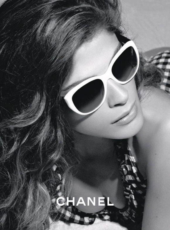 Chanel Eyewear Spring 2011 Campaign