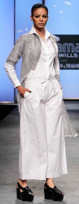Designer Abraham Thakore A-W 2011-1