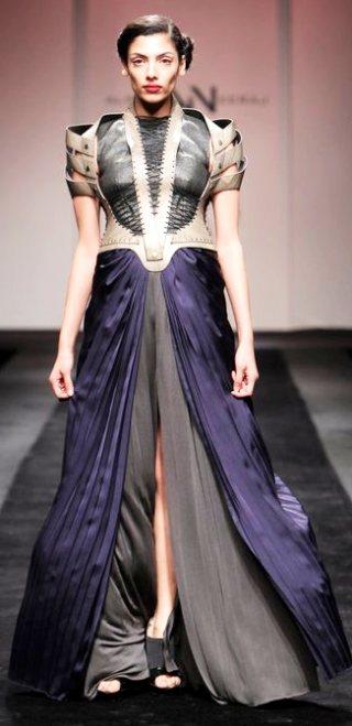 Designer Alpana Neeraj A-W 2011-1