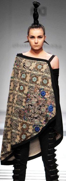Designer Anamika Khanna A-W 2011-1