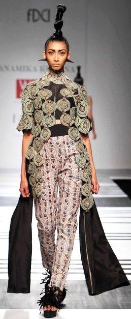 Designer Anamika Khanna A-W 2011-3