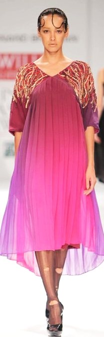 Designer Anand Bhushan A-W 2011-2