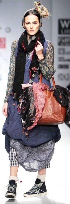Designer Aneeth Arora A-W 2011-1
