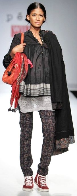 Designer Aneeth Arora A-W 2011-3