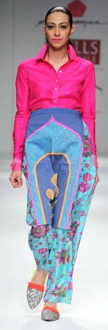 Designer Anupama Dayal A-W 2011-1