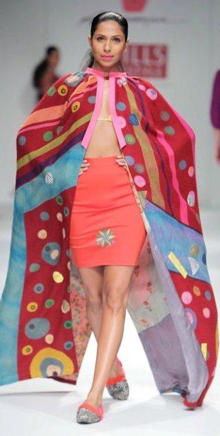 Designer Anupama Dayal A-W 2011-2