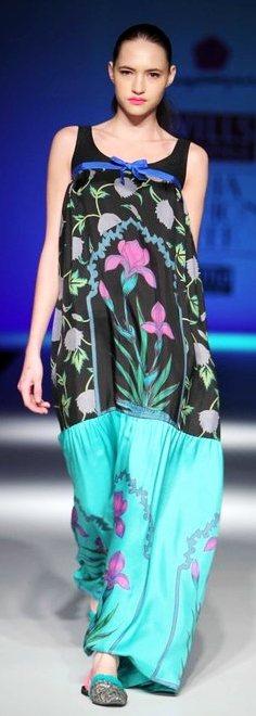 Designer Anupama Dayal A-W 2011-3