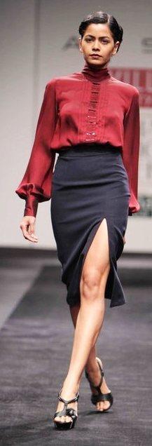 Designer Atsu Sekhose A-W 2011-3