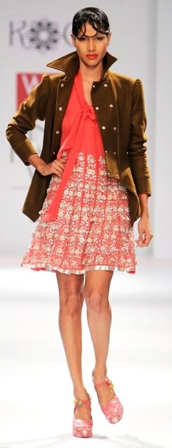 Designer Jenjum  Jasleen A-W 2011-1