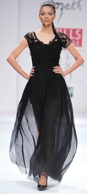 Designer Karthikey Isha A-W 2011-1