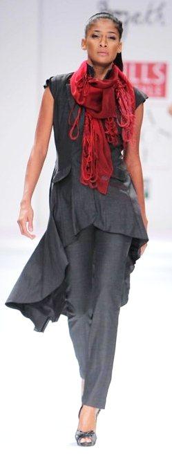 Designer Karthikey Isha A-W 2011-3