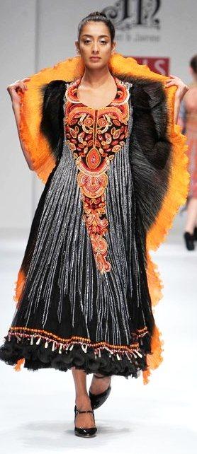 Designer Niket Jainee  A-W 2011-3