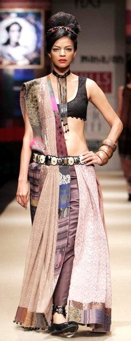 Designer Niki Mahajan A-W 2011-1