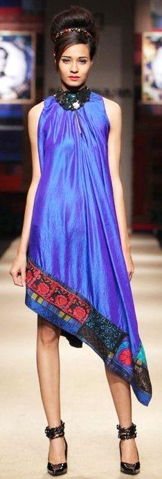 Designer Niki Mahajan A-W 2011-2
