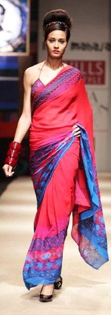 Designer Niki Mahajan A-W 2011-3