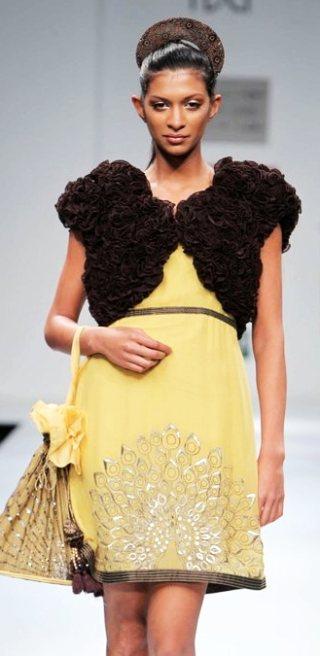Designer Pallavi Jaipur A-W 2011-2