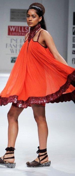 Designer Pallavi Jaipur A-W 2011-3