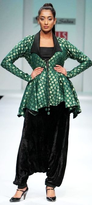 Designer Sadan Pande A-W 2011-3