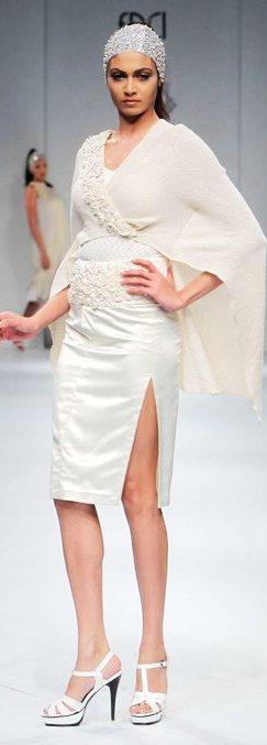 Designer Sonia Sarin  A-W 2011-2