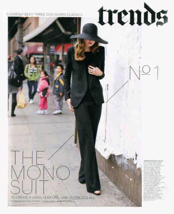 Eniko Mihalik T Magazine