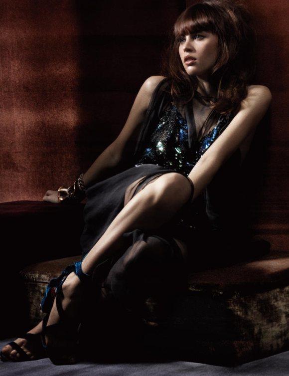Felicity Jones Interview April 2011