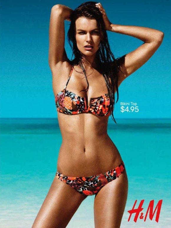 HM Swimwear 2011 Campaign