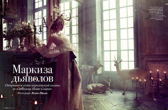 Ilse de BoerTatler Russia May 2011